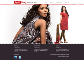 SakiNaaz dress Studio by webdziner