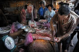 Asian Market by SAMLIM
