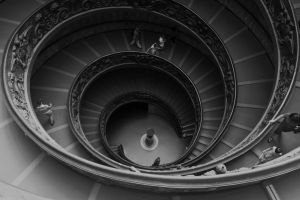 Scala Bramante by 6rimR3ap3r
