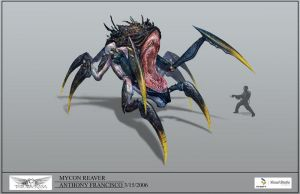 Mycon Reaver by Ubermonster