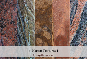 Marble Texture Pack 1 by AngelEowyn