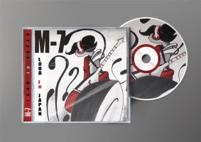M-7. Loud in Japan. by Red-bat