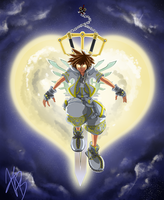 Final Form: Kingdom Hearts by Znapple