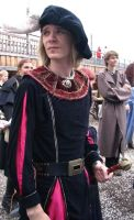 Larp: noble man by Iardacil-stock