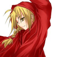 edward elric to iu-no black v. by mayuchan