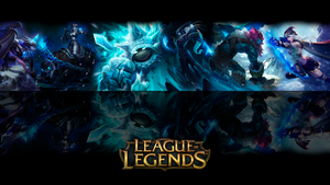 Wallpaper League of legends by ViciousBlue