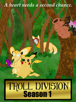 Troll Division Season 1 Cover by AshWolf-Forever