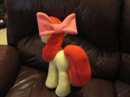 New Apple Bloom Bow by Echan33