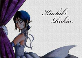 Rukia-dress by Michsi
