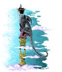 Pixel-Last Guardian by The-Nightmare-Doctor