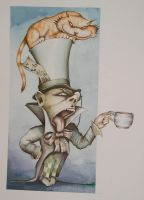 madhatter by HOMELYVILLAIN