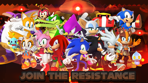 Join The Resistance Wallpaper by Nibroc-Rock