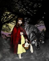 Little Red Riding Hood by synchronicity313