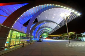 Terminal 3 - Dubai International Airport by ahmedwkhan