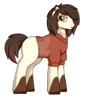 Stallion OC ~ Key String by Crystal-Comb