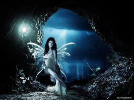 Fairy of dreams and enchanted night by KateKatnisspage