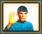 Spock - Long Live and Prosper by fmr0