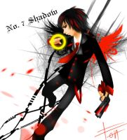 NO.7 Shadow by kiruru2592