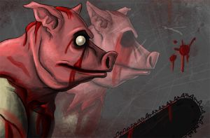 Heere, Piggsy Piggsy by dx-sz