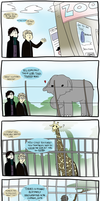Zoos are fun and not for dates and fun by brewhay
