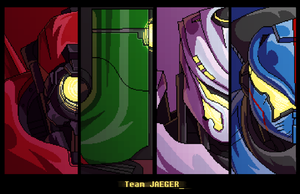 Team Jaeger by AstroZerk