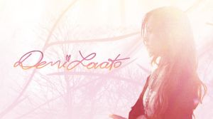 Demi Wallpaper by therealkevinlevin