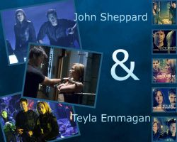 John and Teyla Wallpaper 1 by greencasey2890