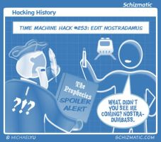Hacking History by schizmatic