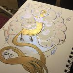 Mega Altaria used ROOST! by TroikAnia