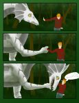 How to greet a dragon by Almost-Illegal