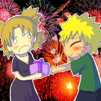Temari has a birthday by Freakin-WhatTheHeck