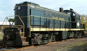 East Penn RR No. 57 by 426maxwedgie