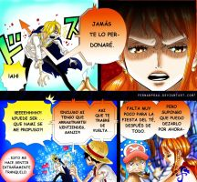 one piece manga chapter 857 by fernanpraa