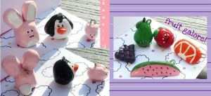 Fruit tastic and Baby Animals by BeCharming