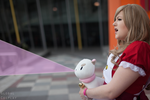 Bee and Puppycat with Global Cosplay 7 by Samii-Doll