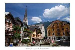 Postcards from Hallstatt - II by DimensionSeven