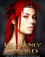 Nariko - Heavenly Sword by DoooM