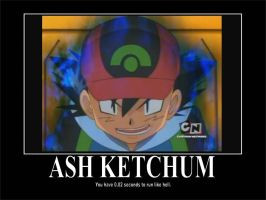 That one screenshot of Ash by BattlePyramid