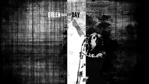Green Day wallpaper by Agent-Z7
