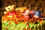 Pooh Figures Detail by TubaQueen