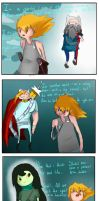 Adventure time mini-comic:Another me part 3 by hadescryushiu