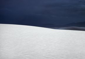 White Sands by Meenigma