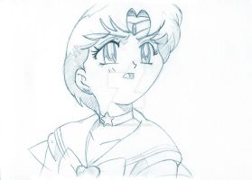Stars Super Sailor Mercury by Fighter4luv