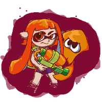 Splatoon by Teh2chao2