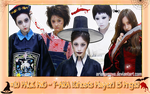 +10 PACK PNG - T-ARA {6 Png's} |Hallowen Free| by ArianaMoya