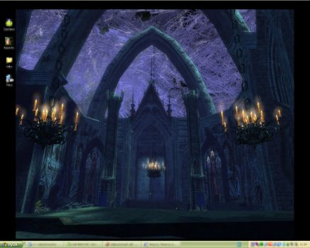 one more screen of my desktop by Aniana
