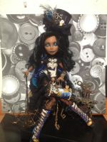 ooak custom repaint robecca steam by aprildrice