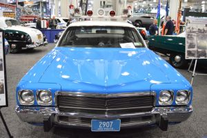 1973 N.Y.P.D. Highway Patrol Plymouth Fury I by Brooklyn47