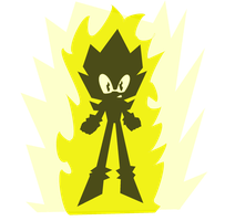 Super Sonic by Cris525Pokemon