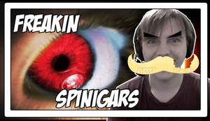 Freakin Spinigars (Episode Picture) by Vendus